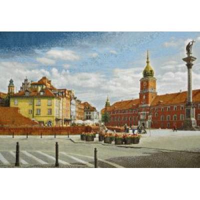Варшава-1 (51х35) о/б