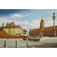 Варшава-1 (51х35) д/б
