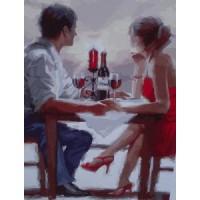 Романтический ужин (40х50)