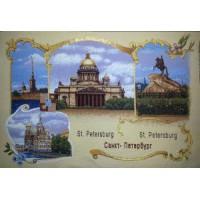 Санкт-Петербург (50х35) о/б