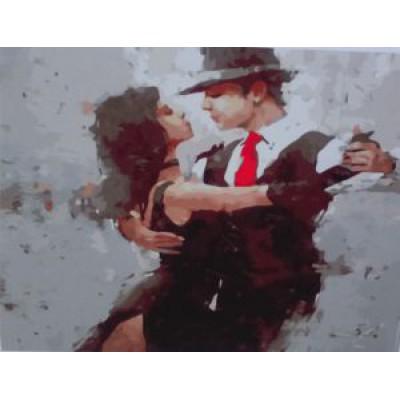 Танец (50х40)