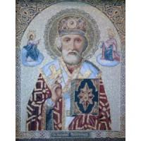 "Икона ""Николай Чудотворец"" (25х31)"
