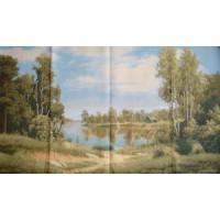Тропинка к озеру (132х75)