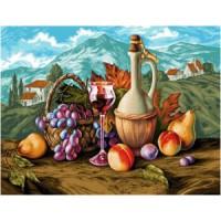 Прованс (синий виноград) (70х50) о/б