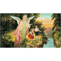 Ангел хранитель (135х70) о/б
