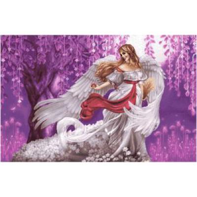 Белый ангел (115х70) о/б
