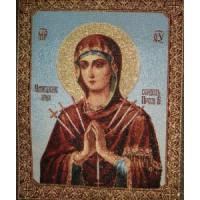 Богородица Семистрельная (37х45)