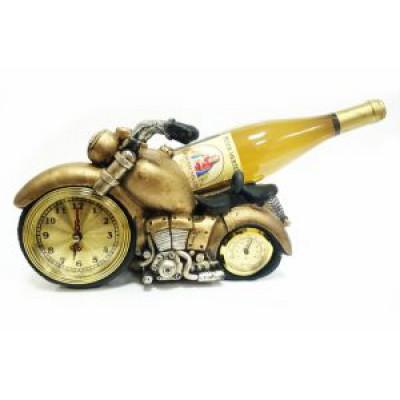 Подставка для бутылки, мотоцикл с коляской