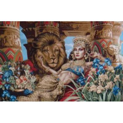 Царица Египта (110х70) д/б