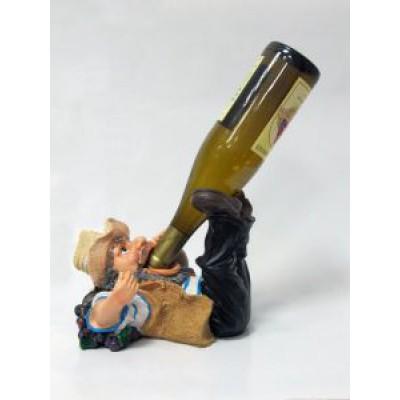 Подставка для бутылки, Пират