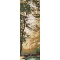Изумрудный лес (35х110) о/б