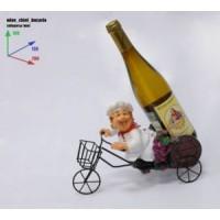 Подставка для бутылки, Повар (на велосипеде)
