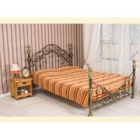 """Покрывало """"Адажио"""" из ткани с шениллом с подшивкой (1,60*2,20) на полутороспальные кровати"""