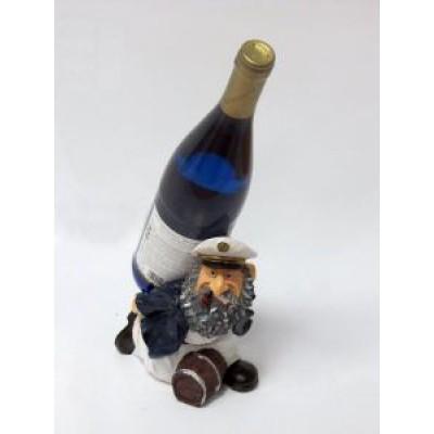Подставка для бутылки, Моряк на коленях, синий китиль