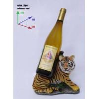 Подставка для бутылки, Тигр