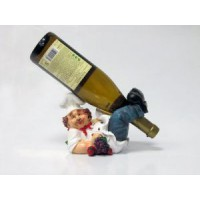 Подставка для бутылки, Повар (лежит скрестив ноги)